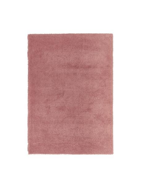 Puszysty dywan z wysokim stosem Leighton, Terakota, S 160 x D 230 cm (Rozmiar M)