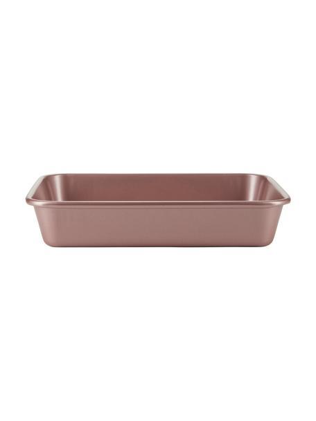 Auflaufform Castelnau in Kupfer, Metall, beschichtet, Kupferfarben, B 28 x T 21 cm