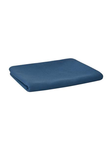 Mantel de poliéster reciclado Mavit, 100% poliéster reciclado, Azul, An 100 cm