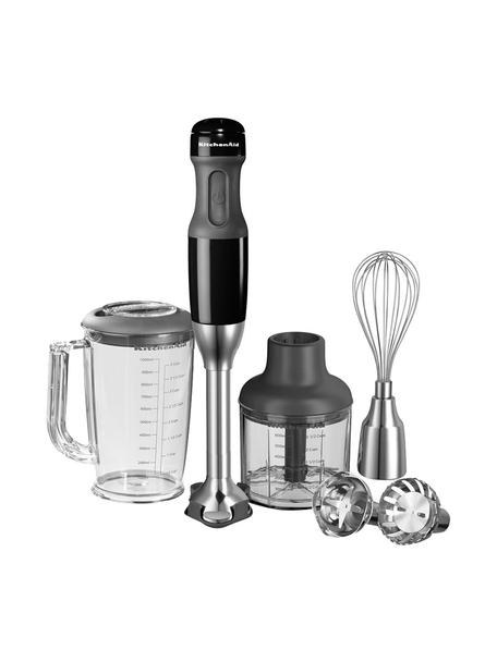 Set frullatore a immersione KitchenAid, 14 pz., Nero, P 6 x A 40 cm