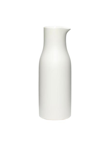 Caraffa Sogbo, Porcellana, Bianco, 1.5 L