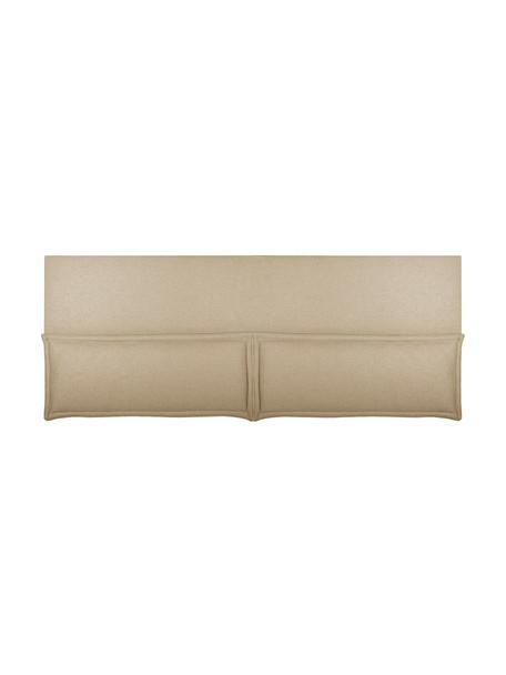 Cabecero Comfort, Estructura: madera de pino, madera co, Beige, An 160 x Al 80 cm
