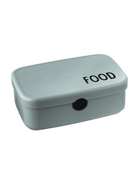 Fiambrera Food, Tritan (plástico, sin BPA), Verde, An 18 x Al 6 cm