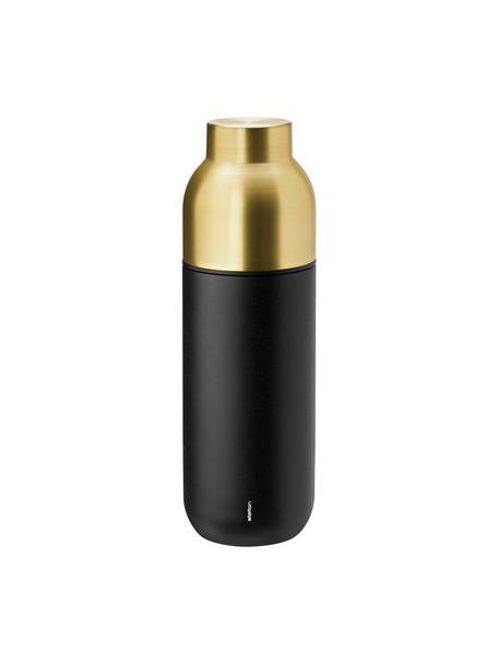 Termo Collar, Negro, latón, 750 ml