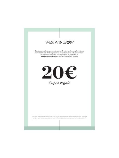 Cupón regalo para imprimir, Cupón regalo digital, tras recibir el pago, recibirás un correo electrónico con el enlace de tu cupón regalo. Solo necesitas guardar el documento PDF e imprimirlo., Turquesa, 20
