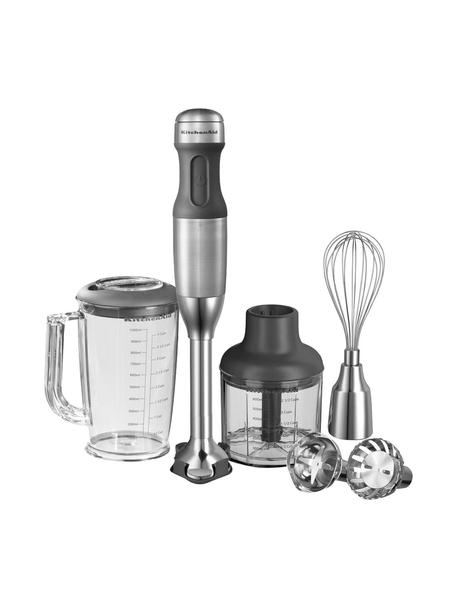 Set frullatore a immersione KitchenAid, 14 pz., Accaio inossidabile, P 6 x A 40 cm