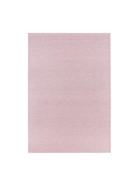 Dywan wewnętrzny/zewnętrzny Millau, 100% polipropylen, Blady różowy, 140 x 200 cm (Rozmiar S)