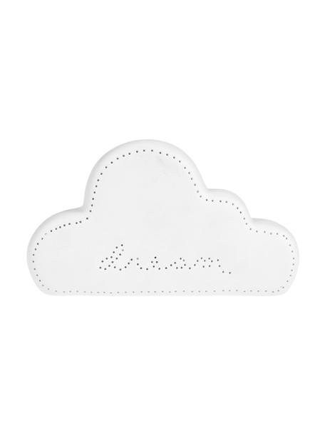 Lámpara decorativa LED Dream, Porcelana, Blanco, An 21 x Al 12 cm