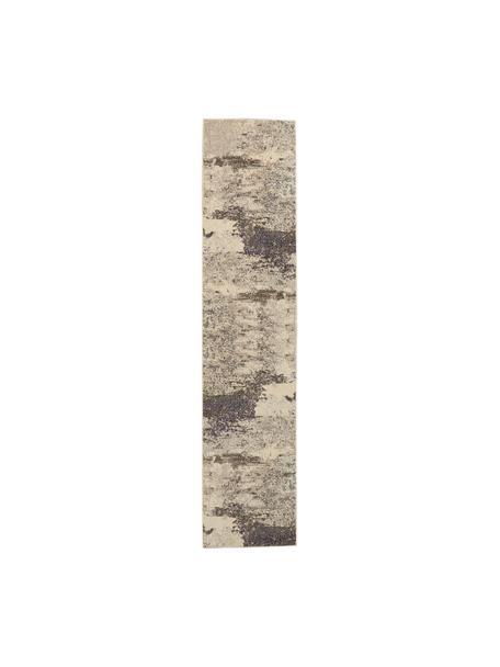 Design Läufer Celestial in Beige, Flor: 100% Polypropylen, Beigetöne, 70 x 305 cm