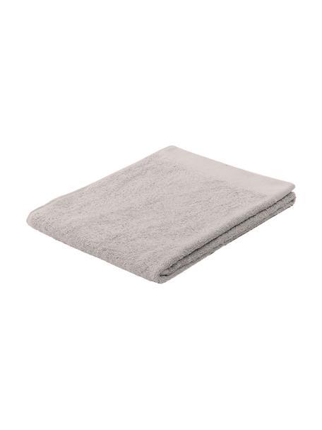 Handtuch Blend in verschiedenen Größen, aus recyceltem Baumwoll-Mix, Hellgrau, Handtuch