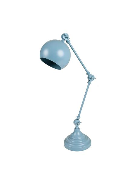 Lámpara de escritorio Bulby, Gris azulado, An 26 x Al 60 cm
