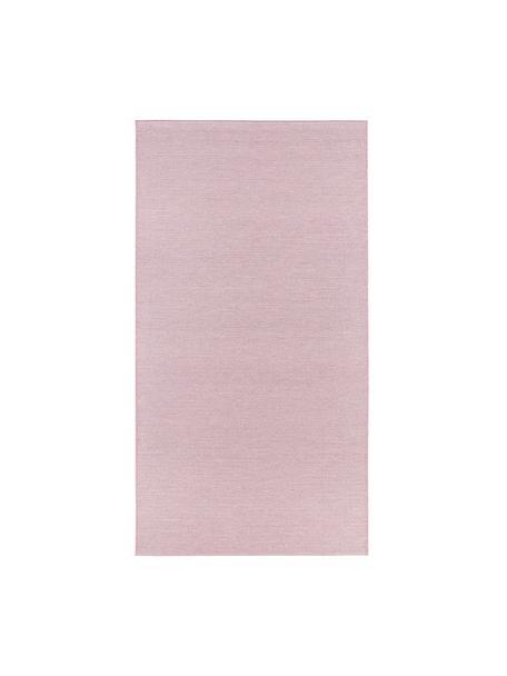 In- und Outdoor Teppich Millau in Rosa, 100% Polypropylen, Rosa, B 80 x L 150 cm (Grösse XS)