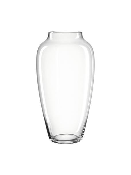 Grosse Glasvase Casolare, Glas, Transparent, Ø 23 x H 45 cm