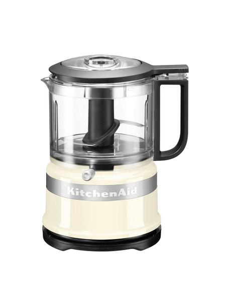 Mixer-Mini food processor KitchenAid Mini, Crema, Larg. 18 x Alt. 22 cm
