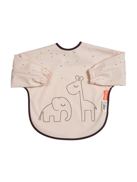 Ärmellätzchen Dreamy Dots, 100% Polyester, PU-Bedruckung, lebensmittelecht Öko-Tex zertifiziert, Rosa, 35 x 72 cm