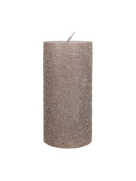 Vela pilar Flair, Cera, Cobre, Ø 7 x Al 15 cm