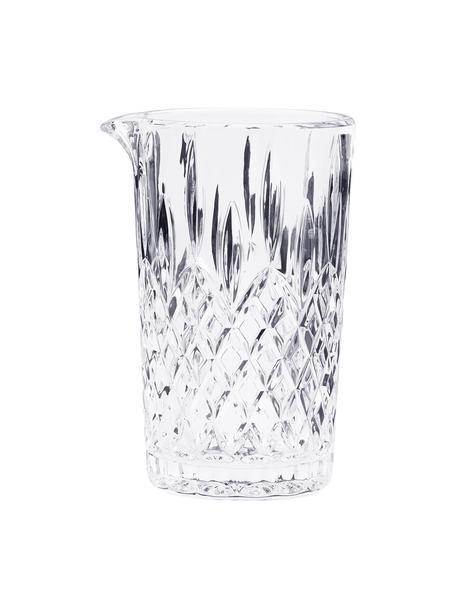 Kristall-Rührglas Waltham, 500 ml, Kristallglas, Transparent, 500 ml
