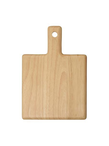 Tabla de cortar Wood Light, Madera, Beige, L 23 x An 22 cm