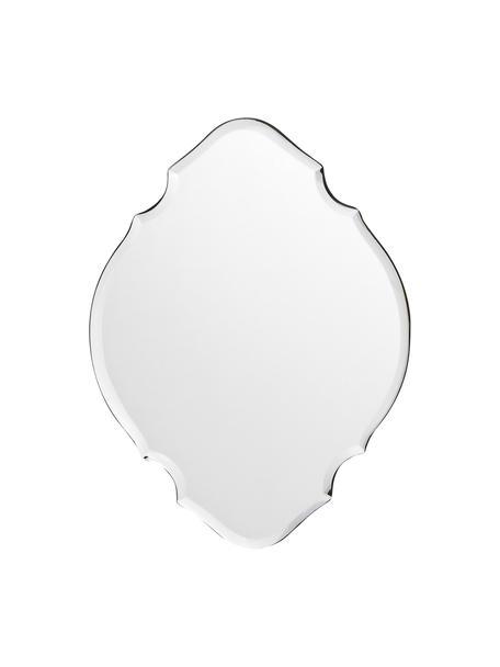 Espejo de pared Mabelle, Parte trasera: madera, Espejo: cristal, Espejo, An 18 x Al 24 cm