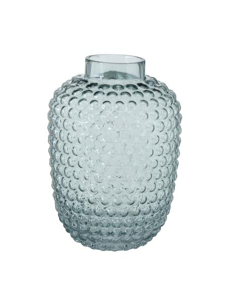 Glas-Vase Aubry, Glas, Grün, Ø 18 x H 25 cm