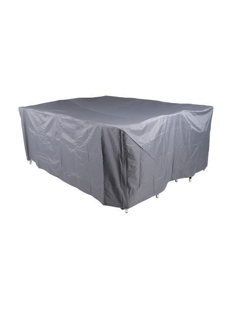 Funda cubierta para muebles de exterior Patio, 100%poliéster, Gris, An 220 x Al 86 cm