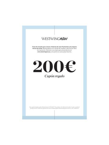 Cupón regalo para imprimir, Cupón regalo digital, tras recibir el pago, recibirás un correo electrónico con el enlace de su cupón regalo. Solo necesitas guardar el documento PDF e imprimirlo., Turquesa, 200