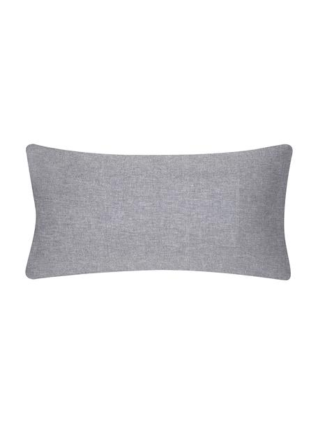 Kissenbezüge Cashmere in Grau, 2 Stück, Grau, 40 x 80 cm