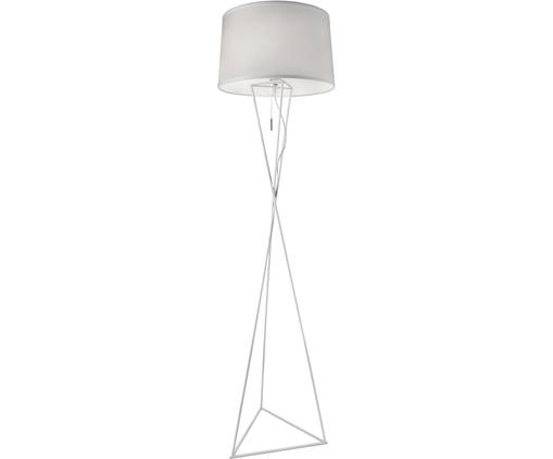 Vloerlamp New York in wit, Wit
