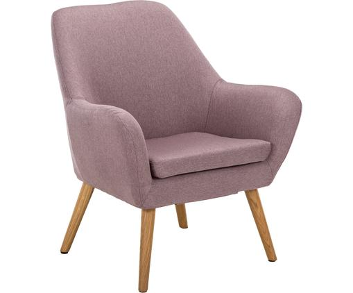 Fauteuil Astro, Rose