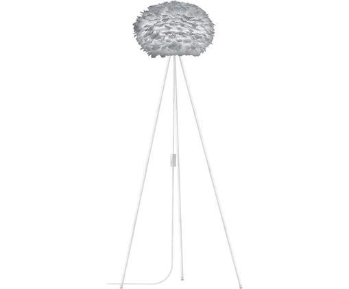Lampa podłogowa Eos, Jasnoszary, biały