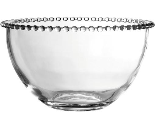 Ciotola Perles, Vetro, Trasparente, Ø 21 cm