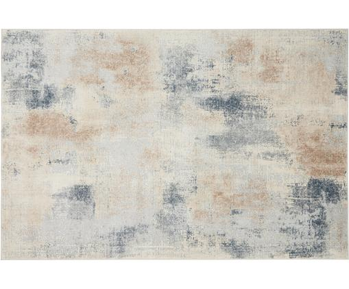 Tapis design beige-gris Rustic Textures II, Tons beiges, gris