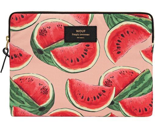 iPad Air Hülle Watermelon, Hülle: Kunstfaser-Canvas, Rosa, Rot, 24 x 17 cm