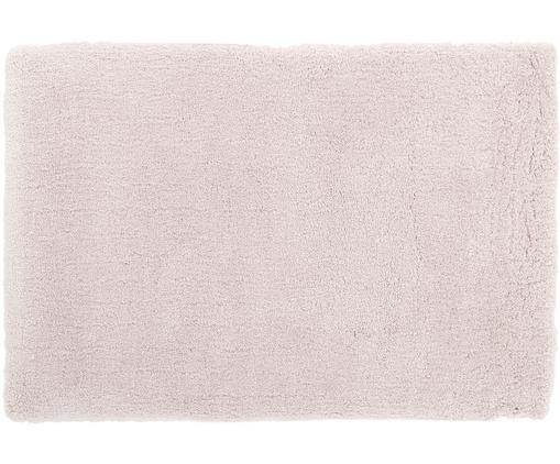 Alfombra de pelo largo Leighton, Parte superior: 100%poliéster (microfibr, Reverso: 100%poliéster, Rosa, An 160 x L 230 cm (Tamaño M)