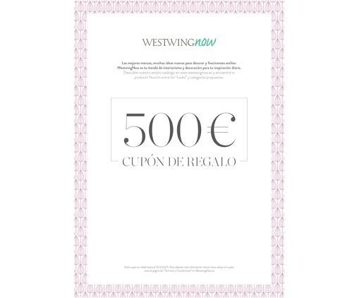 Cupón regalo para imprimir, Cupón regalo digital, tras recibir el pago, recibirás un correo electrónico con el enlace de su cupón regalo. Solo necesitas guardar el documento PDF e imprimirlo., Blanco, 500