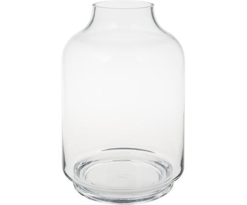 Vaso in vetro Vibeke, Vetro, Trasparente, Ø 17 x Alt. 26 cm