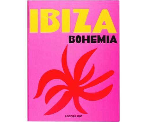 Libro illustrato Ibiza Bohemia, Rivestimento: tessuto, copertina rigida, Multicolore, L 33 x P 25 cm