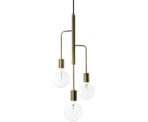 Suspension scandinave Cool, Laiton, brillant