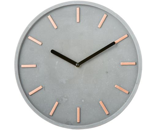 Horloge murale Gela, Gris