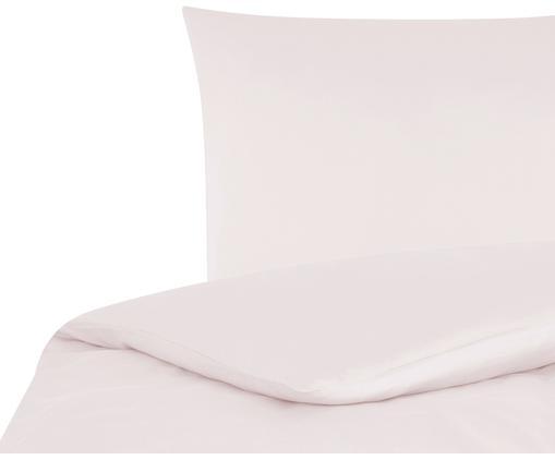 Baumwollsatin-Bettwäsche Comfort in Rosa, Webart: Satin Fadendichte 250 TC,, Rosa, 135 x 200 cm + 1 Kissen 80 x 80 cm