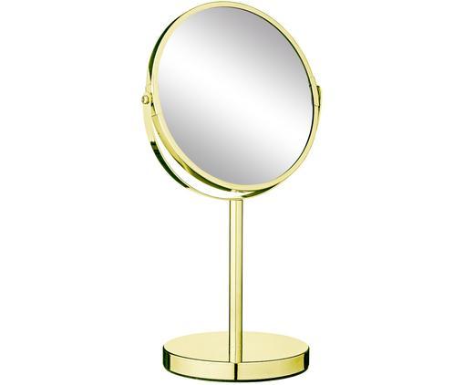 Lusterko kosmetyczne Classic, Rama: odcienie złotego Lustro: szkło lustrzane, Ø 20 x W 35 cm