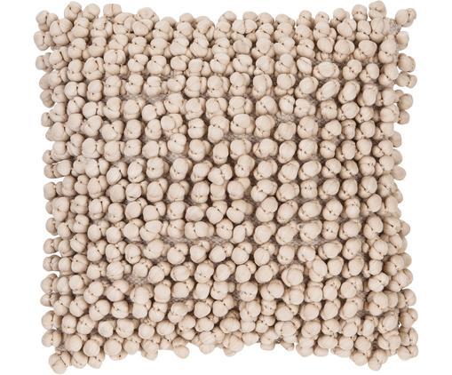 Poduszka z wypełnieniem Bergen, Odcienie piaskowego, S 45 x D 45 cm