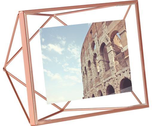 Ramka na zdjęcia Prisma, Odcienie miedzi, 10 x 15 cm