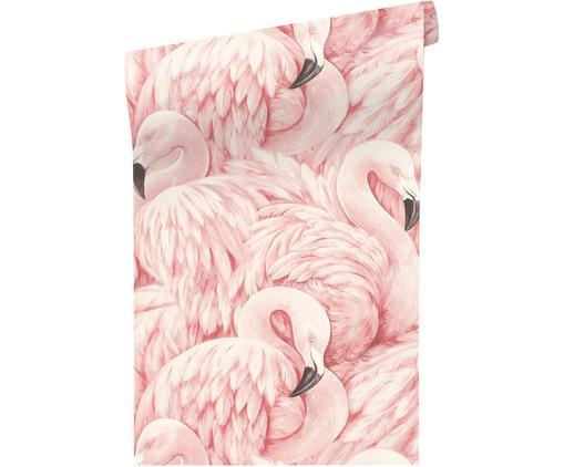 Tapete Pinky, Vlies, Rosatöne, 53 x 1005 cm