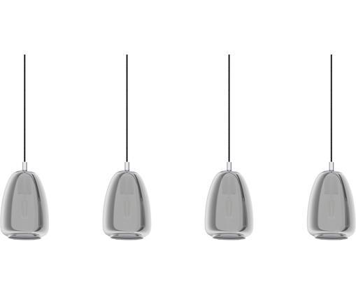 Grande suspensionen verre Alobrase, Chrome