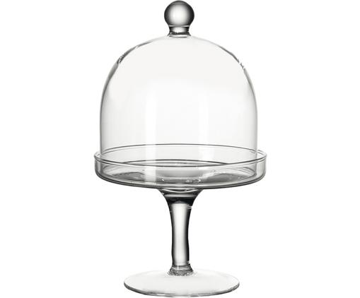 XS Tortenplatte Dolce, Glas, Transparentny, H 20 cm