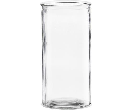 Vaso in vetro Cylinder, Vetro, Trasparente, Ø 10 x Alt. 20 cm