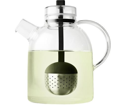 Tetera Kettle, Tetera: vidrio, Transparente, 1.5 L