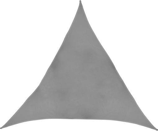 Sonnensegel Hope, Haken: Edelstahl, Grau, 300 x 300 cm
