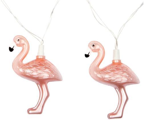 Lichtslinger Metallic Flamingo, Roze, metallic glans